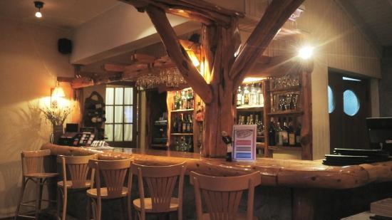 Hosteria Cumbres Blancas: restaurant