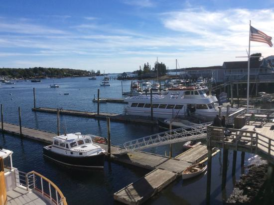 Fisherman's Wharf Inn: Great view