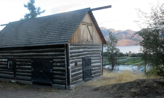 Gellatly Heritage Park, West Kelowna, British Columbia