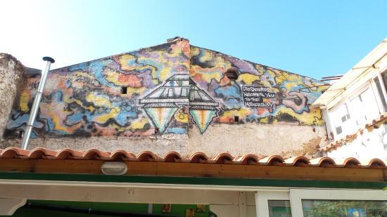 Hotel Dioskouros: art