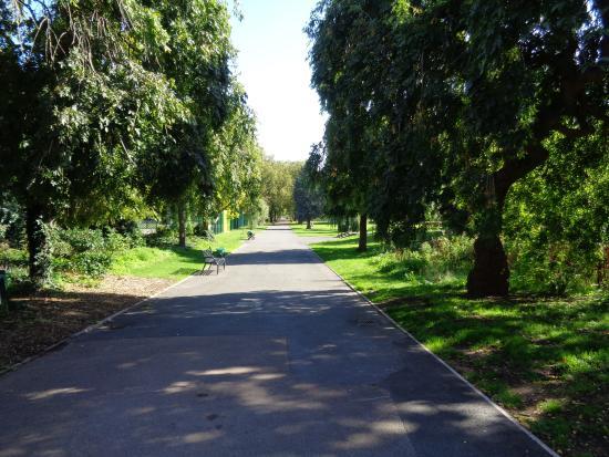 Royal Victoria Gardens