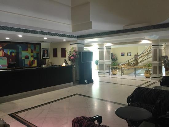 Mk Hotel Amristar Reception