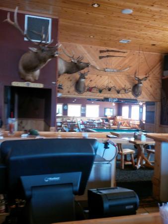 Deer River, Миннесота: Restaurant Seating