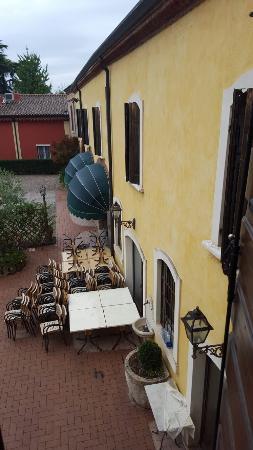 Hotel Antichi Cortili : Atrio