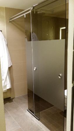 Duschkabine/WC
