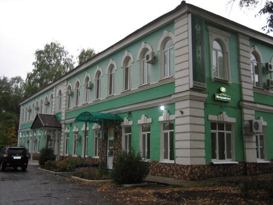 Levy Bereg Hotel