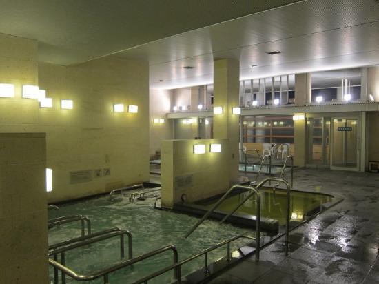 Matsuriyu: 温泉充実