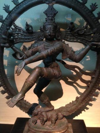 Colombo National Museum : Statue of Shiva?