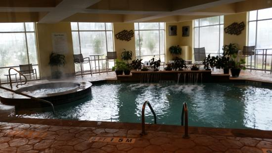 Holiday Inn Express Houston-Downtown Convention Center: Indoor Pool