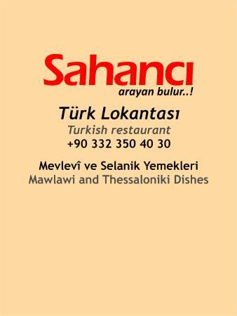 Sahanci Turk Lokantasi