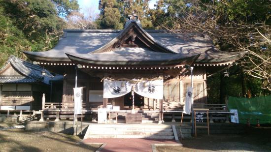 Hada Shrine