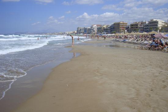 Bio Suites Hotel: пляж