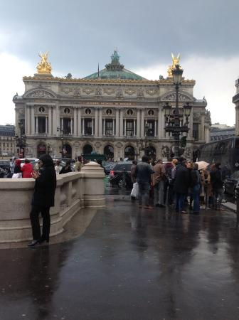 París, Francia: Opera de paris