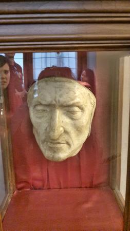 grande remise réel classé remise spéciale Masque mortuaire de Dante - Palazzo Vecchio - Palazzo ...