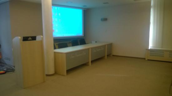 Hotel Tami Residence: Area for conferences and congresses