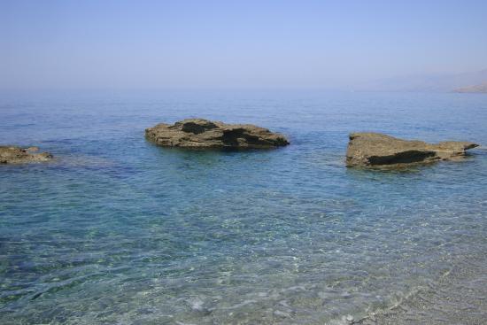 Bio Suites Hotel: Triopetra beach
