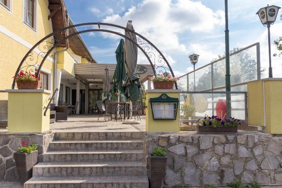 Marbach an der Donau, Österreich: Eingangsbereich