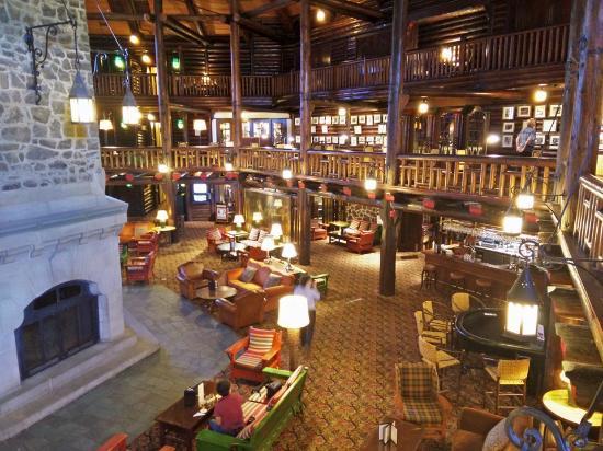 Fairmont Le Chateau Montebello Restaurant