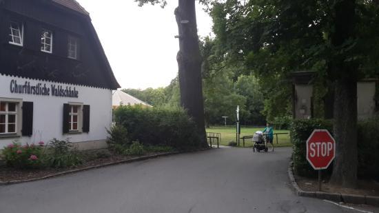 The Hotel - Bild von Churfürstliche Waldschänke Moritzburg ...