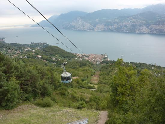 Cable Car Malcesine Picture Of Lago Di Garda Garda Tripadvisor