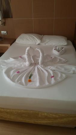Holiday Garden Resort: Zimmer