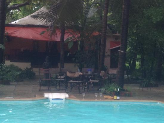 Mango Beach House - The Getaway @ Awas - Alibaug : Patio