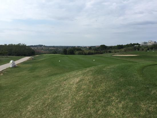 Golf Club Adriatic: Good but not great golf course
