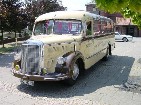 Rasch Limousinenservice: Daimler Benz Bus 1954