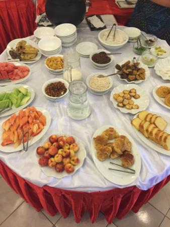 Sky Palace Hotel Bagan: Breakfast buffet