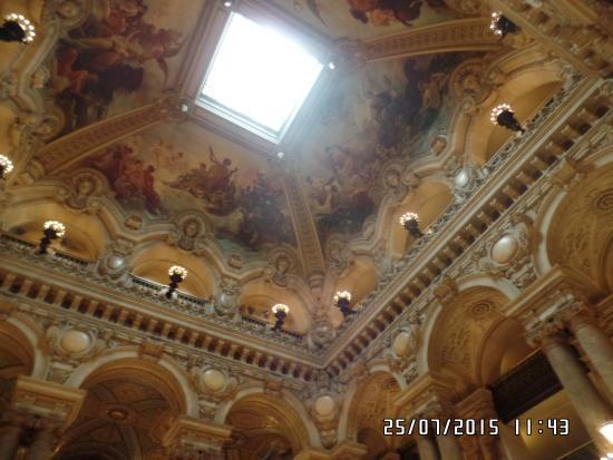 París, Francia: Palais Garnier - Opera National de Paris