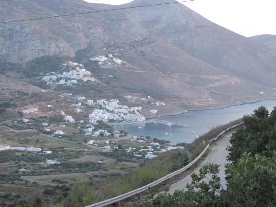 Tholaria, Hellas: View from Vigla Taverna