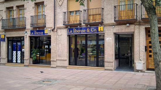 Heladeria La Ibense
