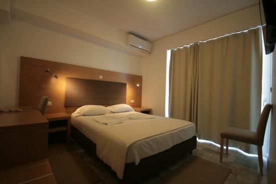 Liberty Hotel: double room