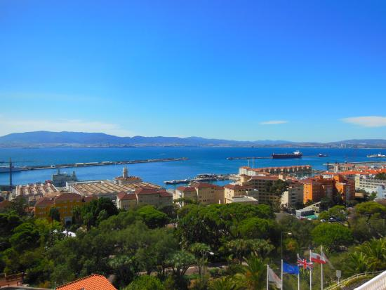The Rock Hotel Gibraltar Parking
