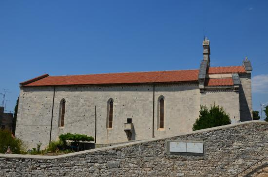 Monastery and Church of St. Francis: St. Franziskus