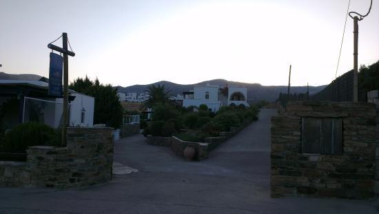 Ostria Inn: View of the Ostria