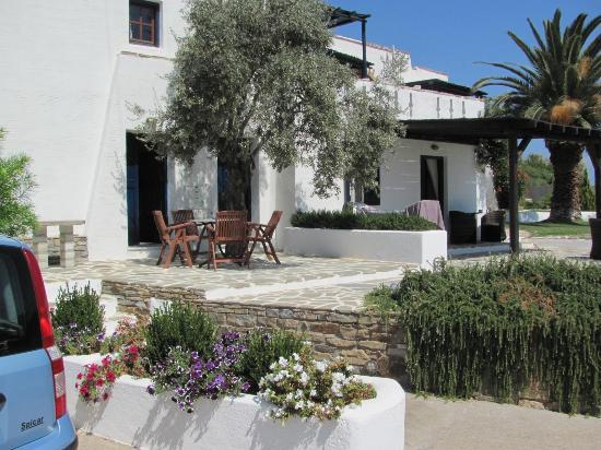 Ostria Inn: View of Ostria