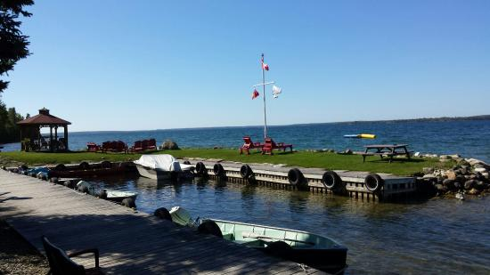 Manitoulin Island, Canadá: Beautiful  place  very pretty and we'll taken care of