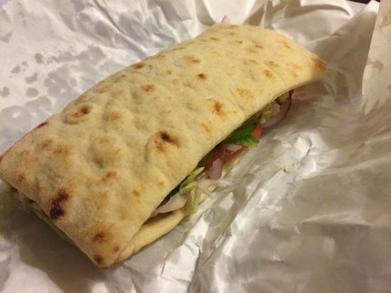 Subway: いつも食べてました