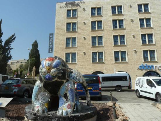 Eldan Hotel, Jerusalem