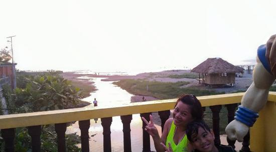 Costa Villa Beach Resort: Last day at La Union