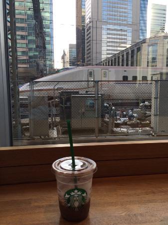 Starbucks Coffee Tokyo Station Sapia Tower