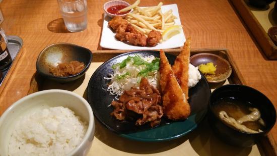 Gohan Cafe Hanamaru
