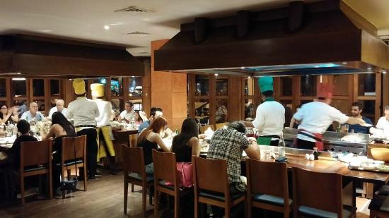 Hokkaido : Tppanyaki setup