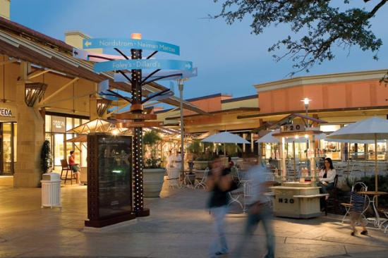 La Cantera Beautiful Scenes Picture Of The Shops At La