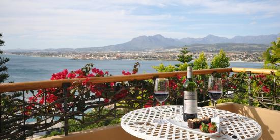 Gordon's Bay, Sudáfrica: VIEWS