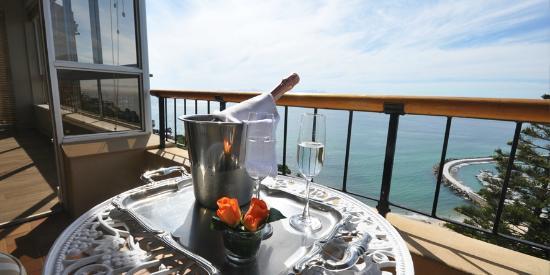 Gordon's Bay, Sudáfrica: VIEW