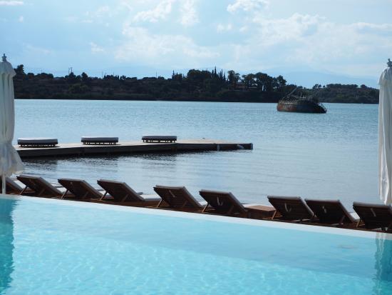 Nikki Beach Resort & Spa Porto Heli: Πισίνα