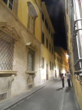 Sanctuary Firenze: Street view