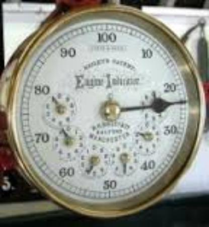Claverton, UK: A proper gauge